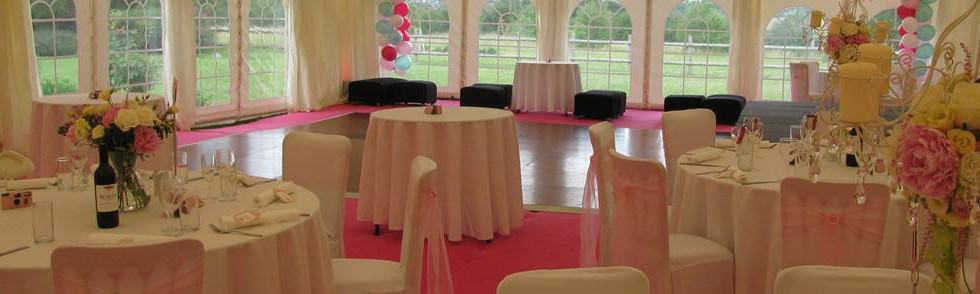 Pink Marquee