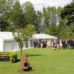 Wedding Marquee 150 Guests