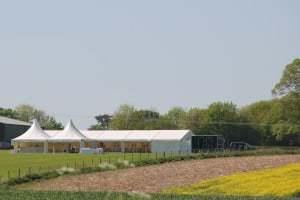 Hawstead wedding